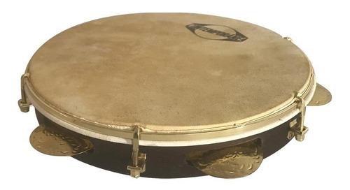 pandeiro contemporânea 10 pol. mad luthieria 27cll leve