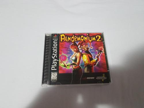 pandemonium 2 ps1 original completo americano