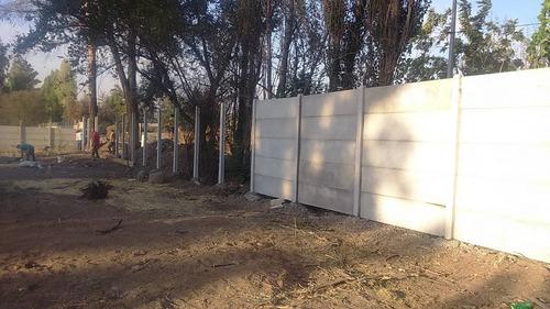 pandereta bulldog, cierres perimetrales condominios empresas