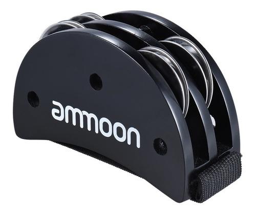 pandero accesorio de pie percusion instrumento
