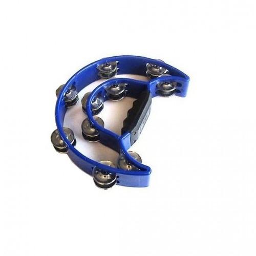 pandero baldassare ptwj220u medialuna color azul 12 cuotas