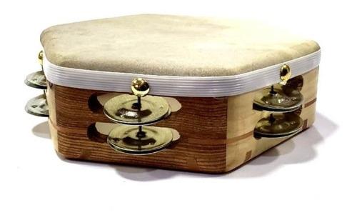 pandero cuequero 8  fabricación nacional musicplay
