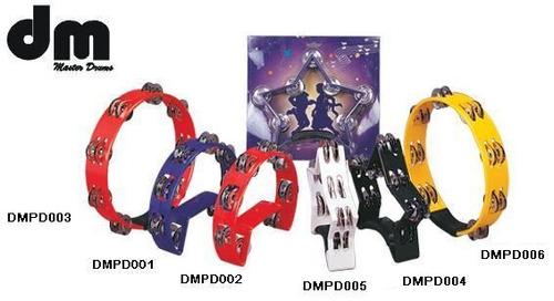 pandero estrella negro dm mod. dmpd004