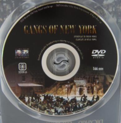 pandillas de nueva york en dvd colección 100% original