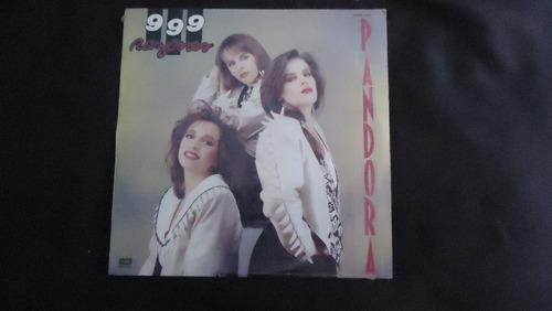 pandora - 999 razones
