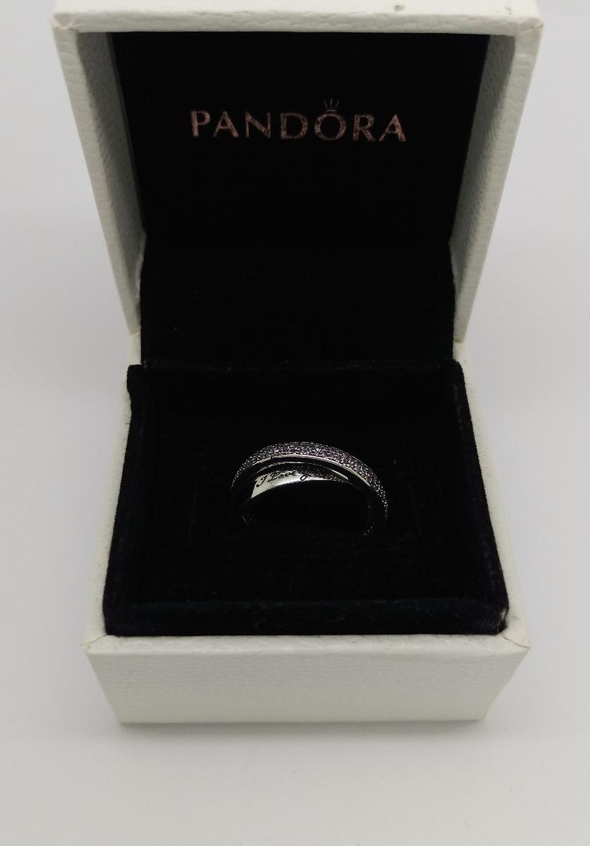 pandora anillo promesa