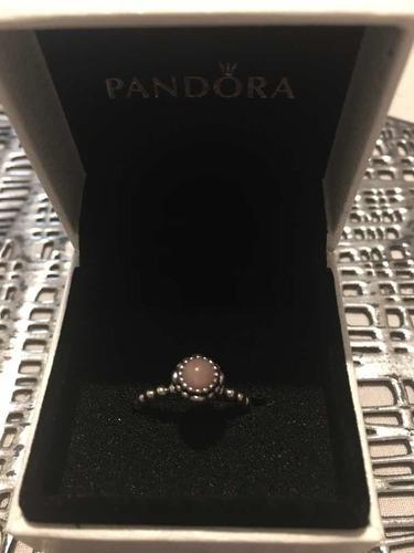 pandora anillo talla 6 6 1/2 original