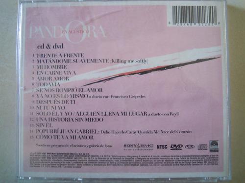 pandora cd en acustico