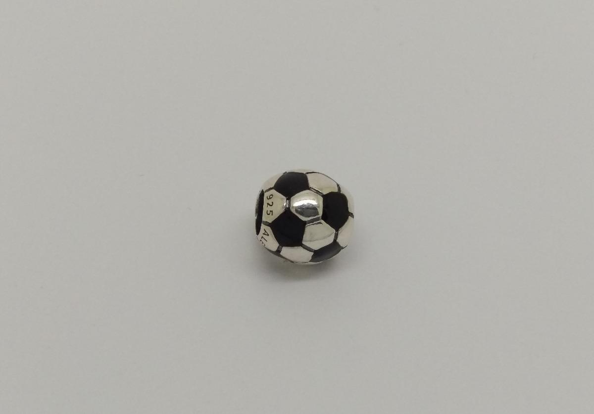 charm pandora futbol