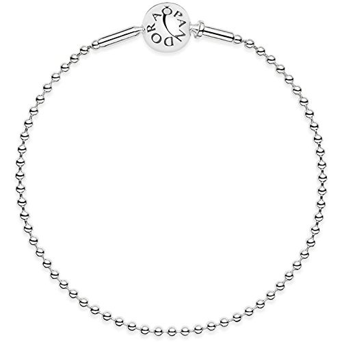497fbdc66abe Pandora Essence Pulsera Sterling Silver 596002-7.1 X26quot