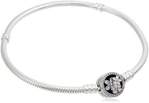 345db7fe00603 Pandora Poetic Blooms Bracelet, Mixed Enamels & Clear Cz