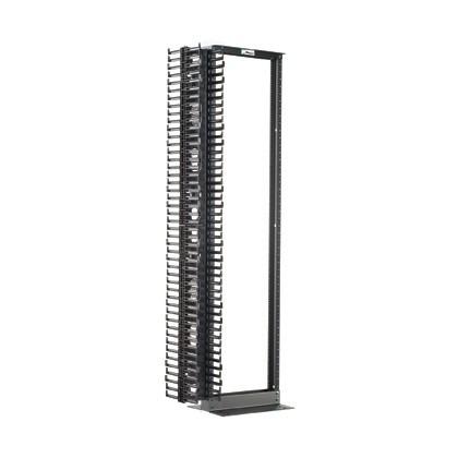 panduit wmpv45e front and rear vertical manager 45 rack unit