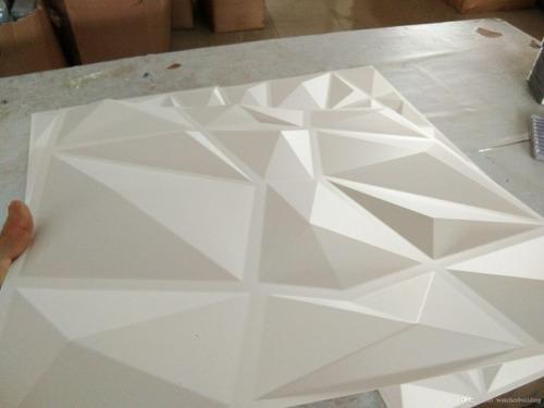 panel 3d el original, caja con 3 m2, envio gratis /dimaco