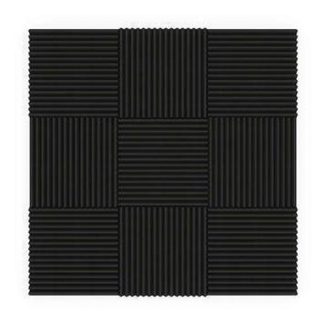 panel acustico aislante de ruido acuflex basic alpine 30mm