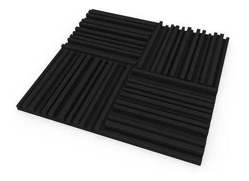 panel acustico aislante de ruido acuflex basic city 50mm