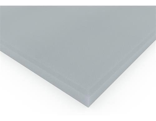 panel acustico aislante de ruido acuflex premium liso 20mm
