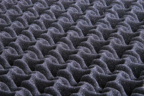 panel acústico fonac eco -fonoabsorbente- 35mm 1,22x0,61m