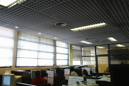panel acústico fonac pro -fonoabsorbente- 50mm 1,22x0,61m