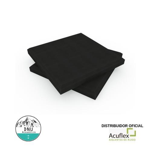 panel acústico liso 500x500x50 mm