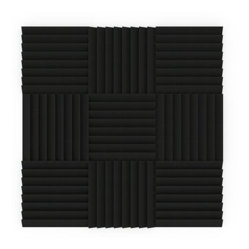 panel acústico modelo saw  500x500x50mm c/retardodellama