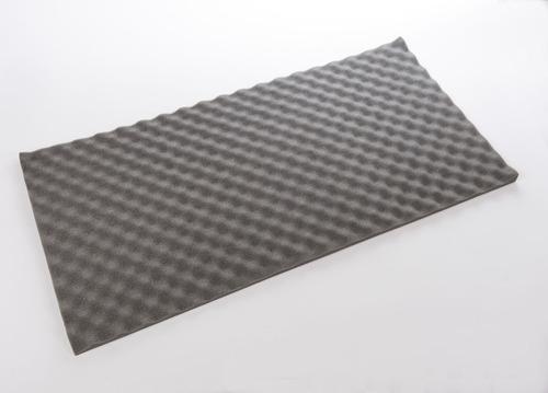 panel acústico / placa acústica signos 1000x500x30