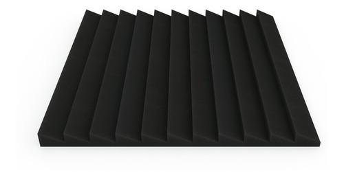 panel acústicofonoabsorbente saw basic 50x50cm x30mm espesor