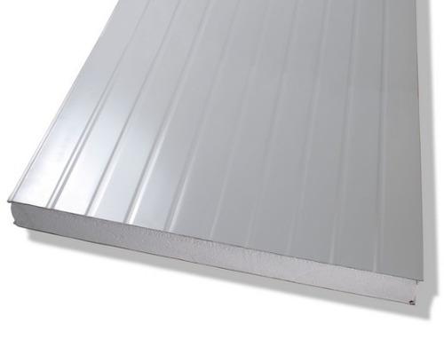 panel aislado tipo isopol  05/05  pp/pp  20 kg/m3