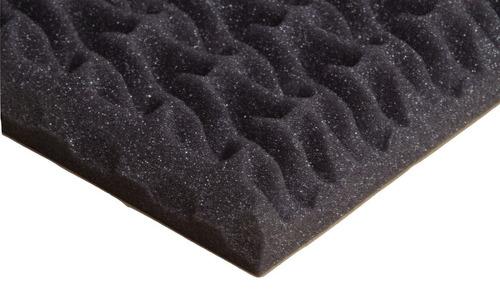 panel aislante acústico fonac 35mm 1,22x0,61 fonoabsorbente!