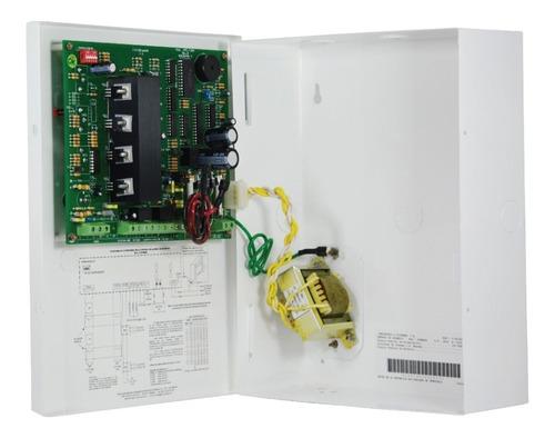 panel alarma contra incendio 2 zonas vencontrols vc-2xpress