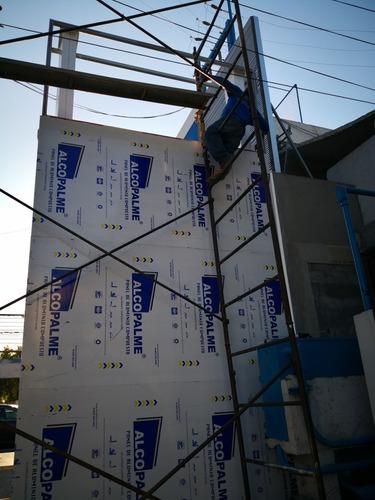 panel aluminio compuesto alcopalme alucobond alucomex