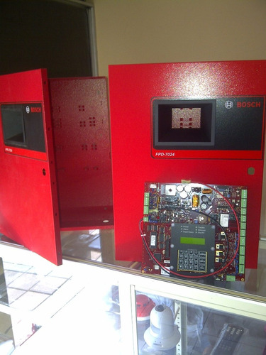 panel  bosh de incendios  equipos con garantía de 3 años