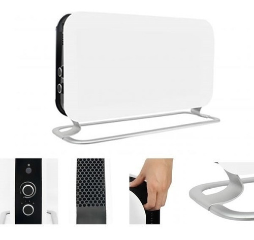 panel calefactor c/termostato placa caloventor envio gratis