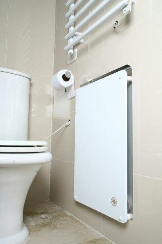 Calefactores Para Baños | Panel Calefactor Ecosol 300w Para Bano Exclusivos Solo Aca