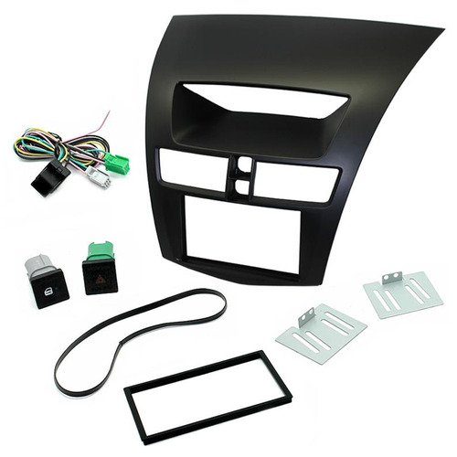panel cambio radio e interface mandos volante bt50 13+ / zf