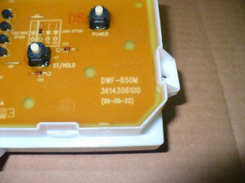 panel comando lavarropas fuzzy philco-daewoo cod.3614306100