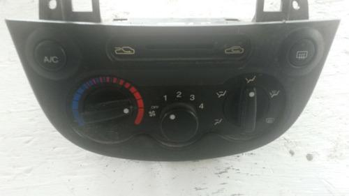 panel control aire chevrolet spark