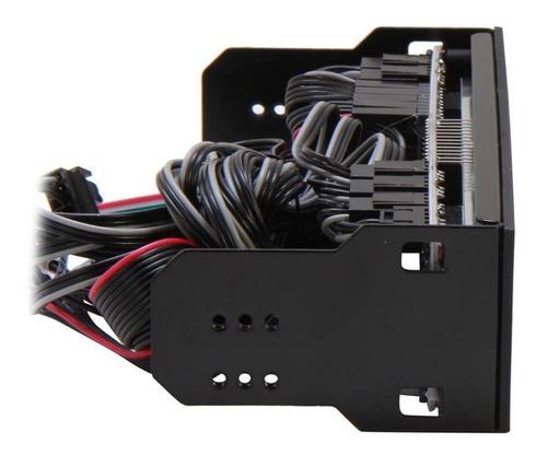 panel controlador de ventiladores bitfenix recon