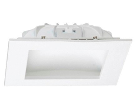panel cuadrado empotrable led 18w blanco ad-6306b