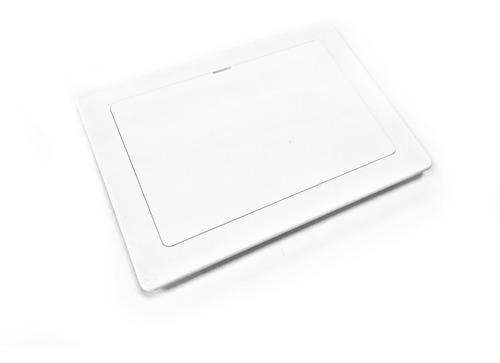 panel de acceso pvc - 10cm x 15cm. -  precio oferta