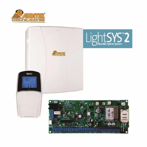 panel de alarma risco lightsys