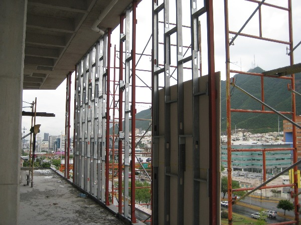 panel de cemento para exteriores tablaroca