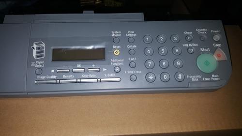 panel de control canon fm38989000 nuevo