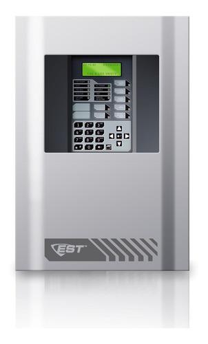 panel de control de alarma contra incendio edwards io64