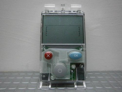 panel de control para plotter hp designjet 70,100,110,111