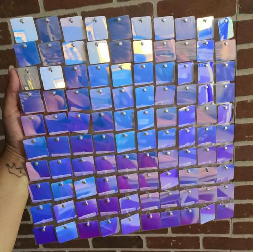 panel de lentejuelas sirena