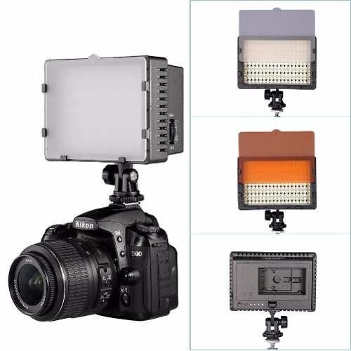 panel de luz para camara canon nikon sony *envio gratis