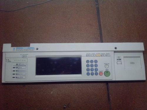 panel de operacion ricoh aficio 1075 aficio 1060 b065 1404