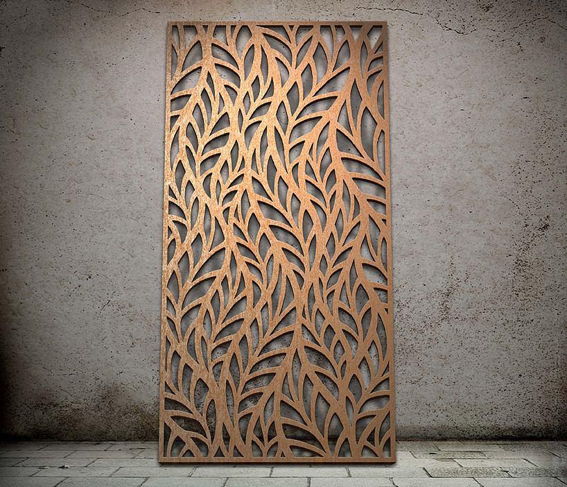 Panel decorativo de mdf para interiores en - Paneles de madera decorativos ...