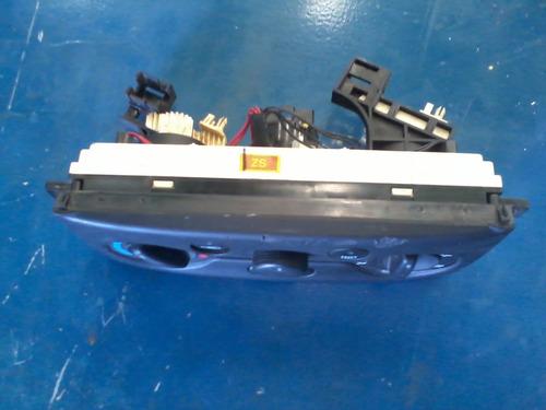 panel del control aire acondicionado aveo