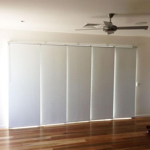 panel deslizante japones sauco $549 m2 envio gratis